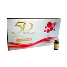 5D White Micro Glutathione 20000
