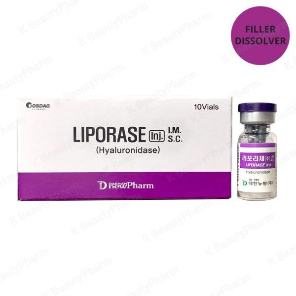 Buy 10 Vials Liporase Dissolve Hyaluronic Acid fillers Online