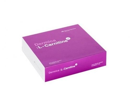 Buy anticellyulitnyj dermica l carnitine 10 x 5 ml