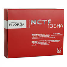 Filorga NCTF 135HA 10x3ml with 1.0mm microneedling roller
