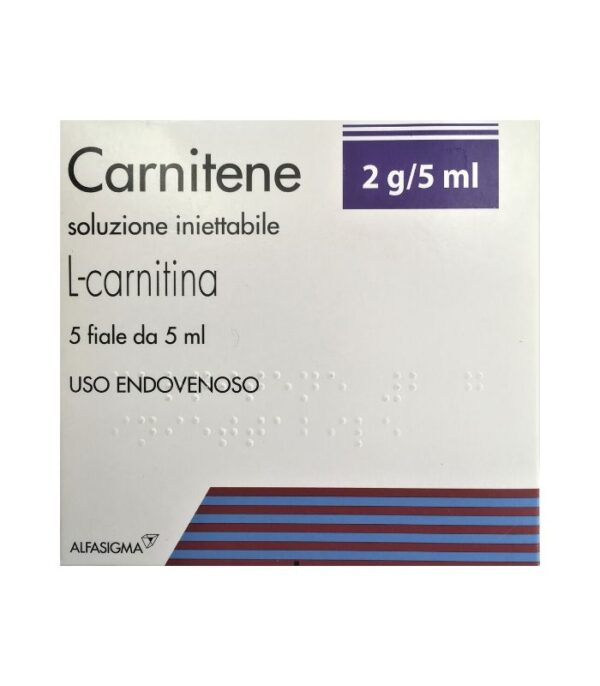 L CARNITINE INJECTION