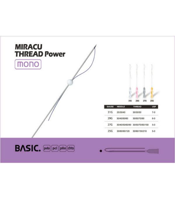 MIRACU MONO PDO Threads